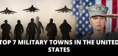 Top 7 Military Towns In The United States