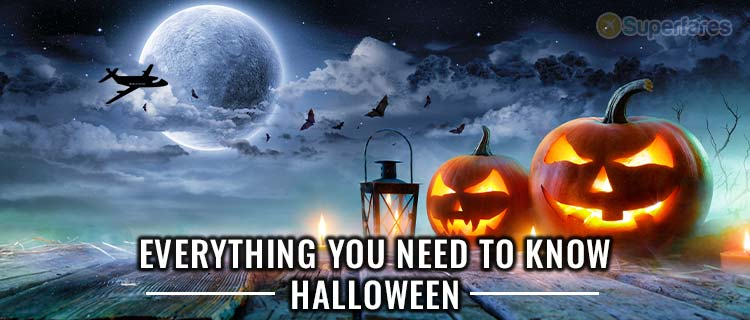 It's Time To Celebrate Halloween